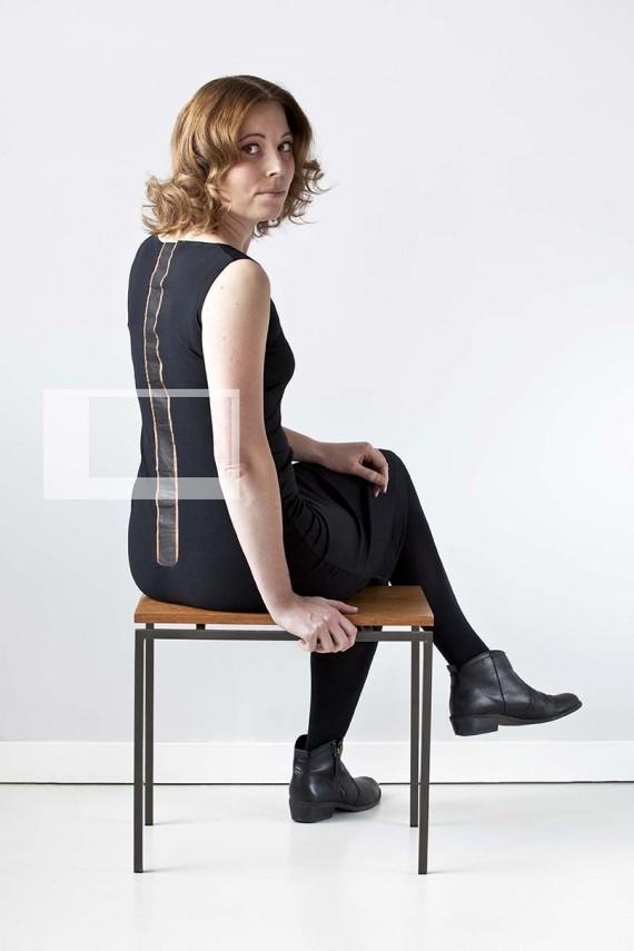 CRISP - Spine Warming Dress - Wetzer & Berends (c)