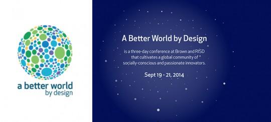 140824 a better world by design