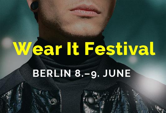 Wear It Festival 2017 Banner