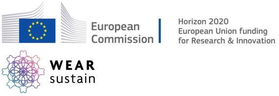 EU WEAR Sustain logo